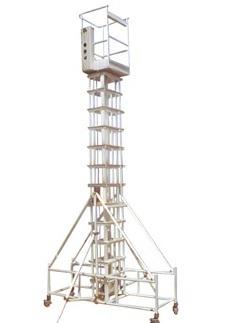 Подъемник телескопический ТЕМП 6,7 м