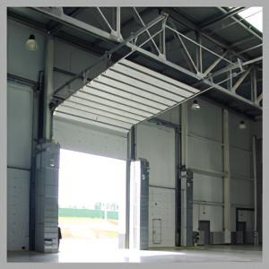 купить Промышленные секционные ворота